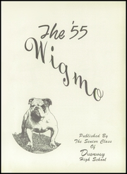 Page 5, 1955 Edition, Duenweg High School - Wigmo Yearbook (Duenweg, MO) online yearbook collection