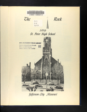 Page 5, 1956 Edition, St Peter High School - Rock Yearbook (Jefferson City, MO) online yearbook collection