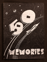 1950 Edition, Horace Mann High School - Memories Yearbook (Maryville, MO)