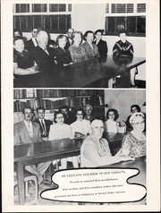 Page 9, 1958 Edition, Horace Mann High School - Memories Yearbook (Maryville, MO) online yearbook collection
