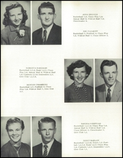 Page 14, 1956 Edition, Westboro High School - Reflector Yearbook (Westboro, MO) online yearbook collection