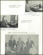 Page 8, 1956 Edition, Westboro High School - Reflector Yearbook (Westboro, MO) online yearbook collection
