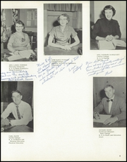 Page 9, 1956 Edition, Westboro High School - Reflector Yearbook (Westboro, MO) online yearbook collection