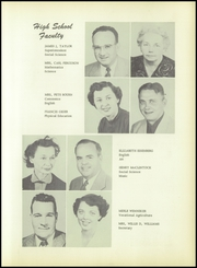 Page 13, 1954 Edition, New London High School - Whizz Yearbook (New London, MO) online yearbook collection