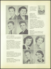 Page 17, 1954 Edition, New London High School - Whizz Yearbook (New London, MO) online yearbook collection
