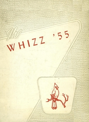 1955 Edition, New London High School - Whizz Yearbook (New London, MO)