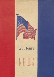 1943 Edition, St Henry High School - Trojan Yearbook (Charleston, MO)