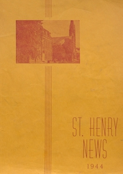 1944 Edition, St Henry High School - Trojan Yearbook (Charleston, MO)