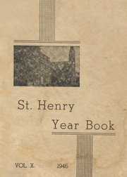 1946 Edition, St Henry High School - Trojan Yearbook (Charleston, MO)