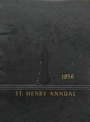 1956 Edition, St Henry High School - Trojan Yearbook (Charleston, MO)