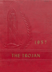 1957 Edition, St Henry High School - Trojan Yearbook (Charleston, MO)