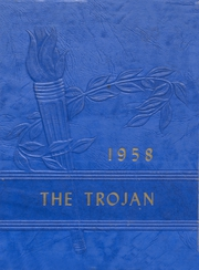 1958 Edition, St Henry High School - Trojan Yearbook (Charleston, MO)