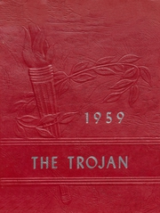 1959 Edition, St Henry High School - Trojan Yearbook (Charleston, MO)