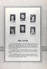 Page 13, 1940 Edition, Halls Memorial High School - Tatler Yearbook (Buckner, MO) online yearbook collection
