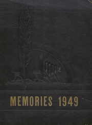 1949 Edition, Morley High School - Memories Yearbook (Morley, MO)