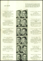 Page 10, 1941 Edition, Southside Catholic High School - Clarion Yearbook (St Louis, MO) online yearbook collection