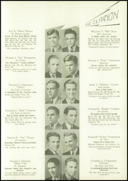 Page 13, 1941 Edition, Southside Catholic High School - Clarion Yearbook (St Louis, MO) online yearbook collection