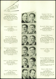 Page 14, 1941 Edition, Southside Catholic High School - Clarion Yearbook (St Louis, MO) online yearbook collection