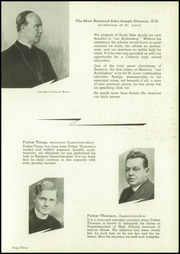 Page 5, 1941 Edition, Southside Catholic High School - Clarion Yearbook (St Louis, MO) online yearbook collection