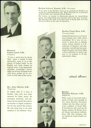 Page 6, 1941 Edition, Southside Catholic High School - Clarion Yearbook (St Louis, MO) online yearbook collection