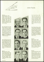 Page 7, 1941 Edition, Southside Catholic High School - Clarion Yearbook (St Louis, MO) online yearbook collection