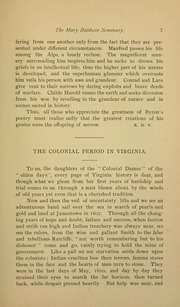 Page 15, 1896 Edition, Mary Baldwin College - Bluestocking Yearbook (Staunton, VA) online yearbook collection