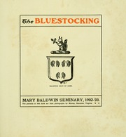Page 7, 1903 Edition, Mary Baldwin College - Bluestocking Yearbook (Staunton, VA) online yearbook collection