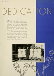 Page 11, 1939 Edition, Mary Baldwin College - Bluestocking Yearbook (Staunton, VA) online yearbook collection
