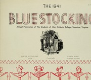 Page 7, 1941 Edition, Mary Baldwin College - Bluestocking Yearbook (Staunton, VA) online yearbook collection