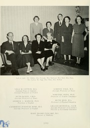 Page 16, 1950 Edition, Mary Baldwin College - Bluestocking Yearbook (Staunton, VA) online yearbook collection