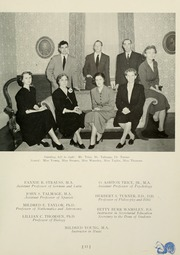 Page 17, 1950 Edition, Mary Baldwin College - Bluestocking Yearbook (Staunton, VA) online yearbook collection