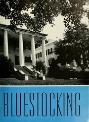 Page 11, 1958 Edition, Mary Baldwin College - Bluestocking Yearbook (Staunton, VA) online yearbook collection