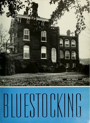 Page 15, 1958 Edition, Mary Baldwin College - Bluestocking Yearbook (Staunton, VA) online yearbook collection
