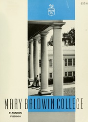 Page 5, 1958 Edition, Mary Baldwin College - Bluestocking Yearbook (Staunton, VA) online yearbook collection