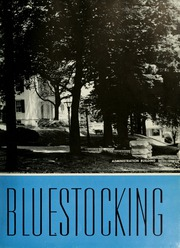 Page 7, 1958 Edition, Mary Baldwin College - Bluestocking Yearbook (Staunton, VA) online yearbook collection