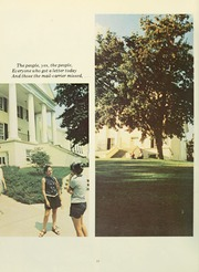 Page 16, 1972 Edition, Mary Baldwin College - Bluestocking Yearbook (Staunton, VA) online yearbook collection