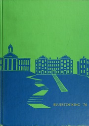 1976 Edition, Mary Baldwin College - Bluestocking Yearbook (Staunton, VA)