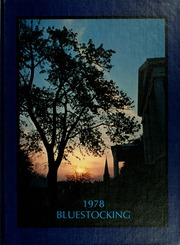 1978 Edition, Mary Baldwin College - Bluestocking Yearbook (Staunton, VA)