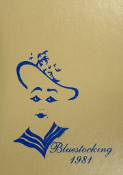 1981 Edition, Mary Baldwin College - Bluestocking Yearbook (Staunton, VA)