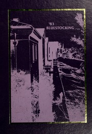 1983 Edition, Mary Baldwin College - Bluestocking Yearbook (Staunton, VA)