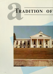 Page 6, 1986 Edition, Mary Baldwin College - Bluestocking Yearbook (Staunton, VA) online yearbook collection
