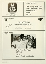 Page 208, 1987 Edition, Mary Baldwin College - Bluestocking Yearbook (Staunton, VA) online yearbook collection
