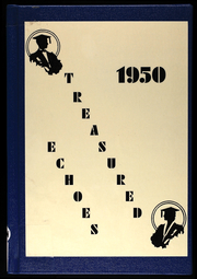 1950 Edition, Easton High School - Treasured Echoes Yearbook (Easton, MO)