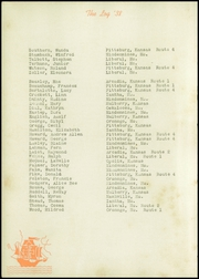 Page 9, 1938 Edition, Minden High School - Log Yearbook (Mindenmines, MO) online yearbook collection
