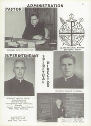 Page 12, 1958 Edition, St Peters High School - Rock Yearbook (Joplin, MO) online yearbook collection