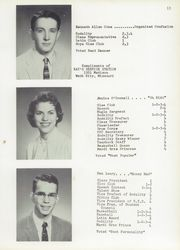 Page 17, 1958 Edition, St Peters High School - Rock Yearbook (Joplin, MO) online yearbook collection
