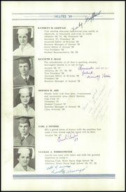 Page 12, 1939 Edition, St Marys High School - Hi Lites Yearbook (Cape Girardeau, MO) online yearbook collection