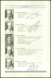 Page 14, 1939 Edition, St Marys High School - Hi Lites Yearbook (Cape Girardeau, MO) online yearbook collection