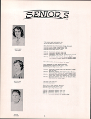 Page 10, 1952 Edition, Augusta High School - Memoria Yearbook (Augusta, MO) online yearbook collection