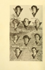 Page 10, 1923 Edition, Southern Adventist University - Triangle Yearbook (Collegedale, TN) online yearbook collection